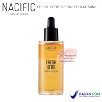 NACIFIC (Natural Pacific) Fresh Herb Origin Serum - BPOM