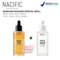 [PAKET BUNDLING] NACIFIC Fresh Herb Origin + Phyto Niacin Serum