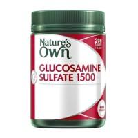 Nature's Natures Own Glucosamine Sulfate 1500 Nature Glucosamin 200 t