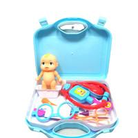 Mainan Koper Dokter Set Edukasi Anak Anak