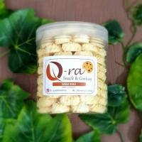 Q-ra Cookies Sagu Keju by Waroeng Cokelat Kue Snack