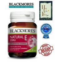 BlackMores Natural E 250 IU