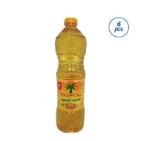 Minyak Goreng Tropical Botol 2 lt x 6 pcs [ 1 krat ] Khusus GOJEK GRAB