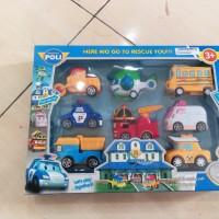 mainan anak mobil mobilan robocar poli mainan mobil mobilan