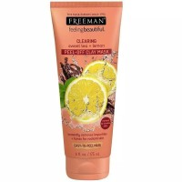 Freeman Clearing Sweet Tea + Lemon Peel-Off Clay Mask (175ML)