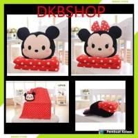 BS New JULI Balmut Mickey Mouse 30cm Balmut Minnie Mouse Boneka Tikus