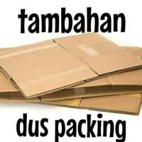 tambahan packing dus