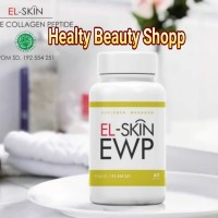 El Skin EWP Collagen   Perawatan Kulit Bpom ( Original ) 60 Tablet