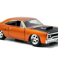 Jada DieCast Furious7 Dom's Plymouth Road Runner 1/24