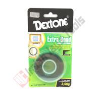 DEXTONE Extra Bond INDOOR HIJAU 2 Meter Double Nano Tape Transparan