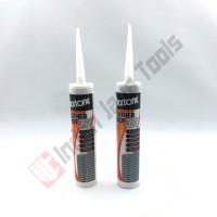 DEXTONE WEATHER PROOF 328 - Lem Silicone Sealant Botol Tahan Air Panas