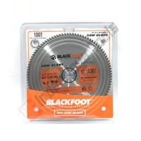 BLACKFOOT Circular Saw Blade 10 Inch - Mata Potong Alumunium Kayu