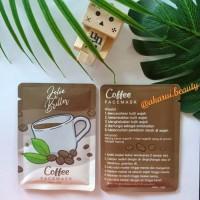 Masker Organik Jolie & Briller - Coffee