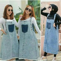 overal jeans arindy 21 - dress overal