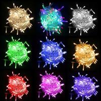 LAMPU LED TUMBLR 10 METER / LAMPU HIAS LED / LAMPU DEKORASI NATAL