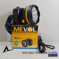 Promo Senter Kepala Terlaris Super Led 5 Watt Limited