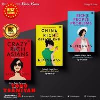 Buku Novel Novel CRAZY RICH ASIANS Series by Kevin Kwan