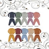 ID Little Palmerhaus Toddler Pajamas Piama Set Long Sleeve Shirt Pants