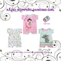 ID Kazel Romper Dancing Girl Edition CherryBabyKidsShop