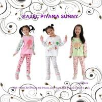 ID Kazel Piyama Girl Sunny Edition 0-6 Tahun