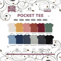 ID Little Palmerhaus Pocket Tee Baju Anak