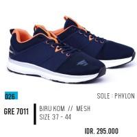 ORI GARSEL Sport shoes sepatu lari badminton olahraga pria GRE 7011