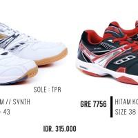 ORI GARSEL Sport shoes sepatu lari badminton olahraga pria GRE 7756