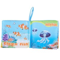 World Baby Early Childhood Education Toys, Environmental Cloth Books
