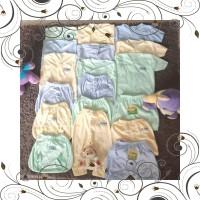 ID Paket Hemat Baju Bayi SNI baju bayi celana bayi 18pcs