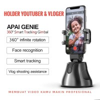 Gimbal Hp Vlog Youtube Auto Tracking Mengikuti Objek Gerak