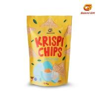 Krispi Chips Salted Egg (RTE)