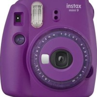 Fujifilm Instax Mini 9 (Clear Purple)