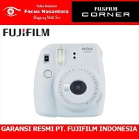 Fujifilm Instax Mini 9 (Smoky White)