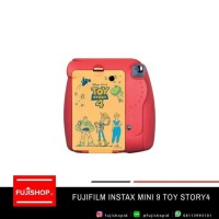 Fujifilm Instax Mini 9 Toy Story4 Instant Camera