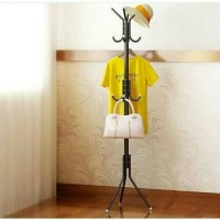 stand hanger 9 hook multifunction portable