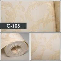 Wallpaper Sale Ready Klasik Soft Krem 53CM X 10M
