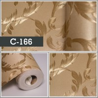 Wallpaper Sale Ready Emas Klasik 53CM X 10M