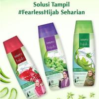 Sariayu Hijab Shampoo 180ml, Anti Dandruff 180ml, Hairfall 180ml