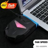Vacuum Cooler Laptop Fan USB Vacuum cooler pendingin laptop - ZT-X7