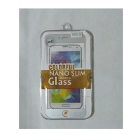 Jete Tempered Glass Colorful Nano Slim Iphone 6 Plus - Silver