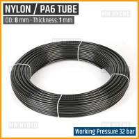 Selang Nylon / Polyamide (PA6), High Pressure PA Tube, 8 mm (8x6)