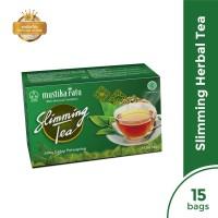 Mustika Ratu Slimming Tea Isi 15 Bag Minuman Herbal Anti Oksidan