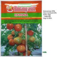 Benih Tomat KARUNA 10gr - Bibit Tomat - Tomat Bintang Asia