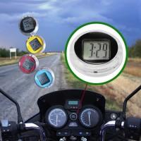 JAM MOTOR MINI DIGITAL ANTI AIR Jam Mini Digital Watch Stick-on Clock