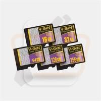 V-Gen MicroSD 16/32/64/128GB Memory Card Class10 Non-Adapter - 16 gb