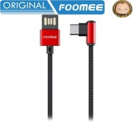 Foomee Kabel Data DB10 100cm Data Cable Gaming Type C Fast Charging 3A
