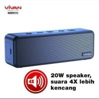 Vivan VS20 Wireless Bluetooth Speaker Ultra Bass 20W Waterproof IPX7