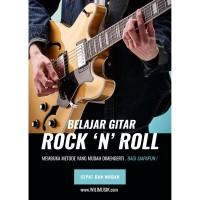 Buku Gitar Metode Belajar Gitar Rock N roll