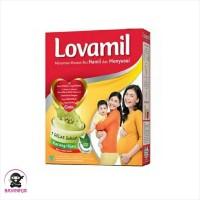 LOVAMIL Ibu Hamil Kacang Hijau Susu Box 120 g