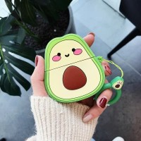 Huawei Freebuds 3 Cute Avocado Silicone Case Bumper